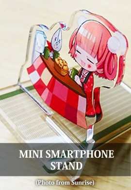 Acrylic Smartphone Stand Mini **Coming Soon**