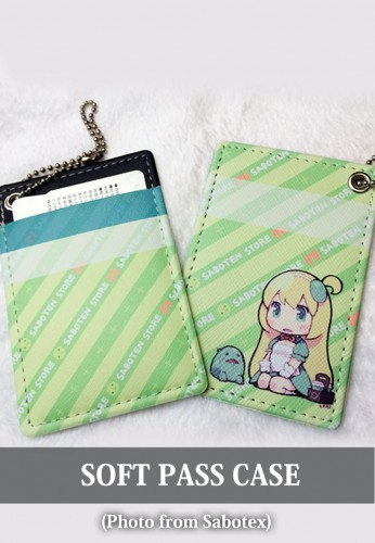 Soft Pass Case