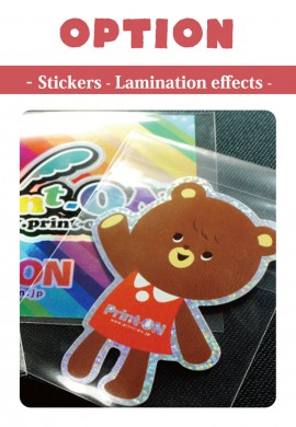 OPTION Stickers