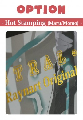 OPTION Hot Stamping (Maru/Momo)