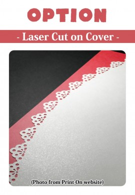 OPTION Laser Cut on Cover (Maru/Momo)