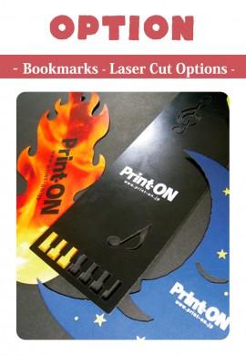 OPTION Marque-Pages Découpe Laser