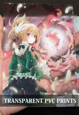 PVC Prints (Transparent)