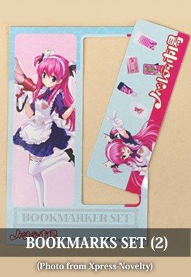 Bookmarks Set 2