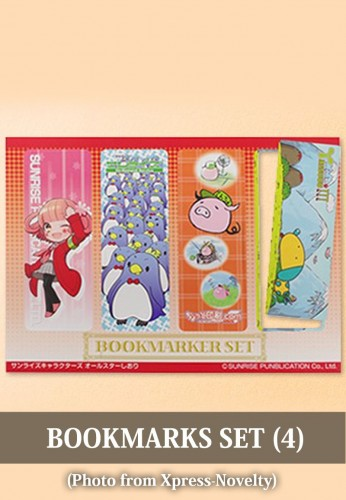 Bookmarks Set 4